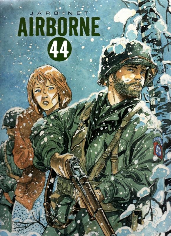 bande dessinee 2eme guerre mondiale
