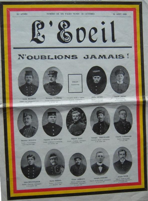 Court saint etienne hommage du journal l 39 veil aux victimes - Journal saint etienne ...