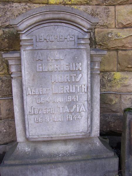 Strée - Monument aux morts
