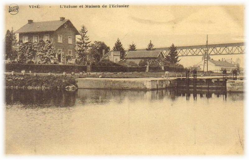 Capitainerie Liège Carte