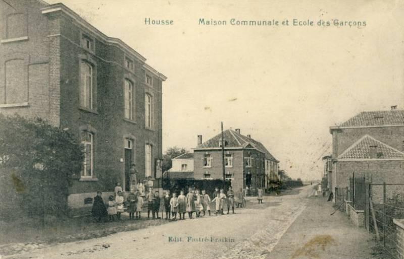 Housse st le aux morts de 1914 1918 for La housse ancienne